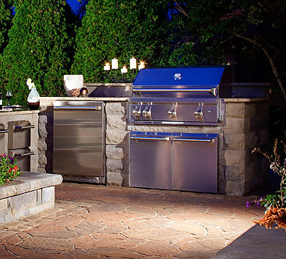 Outdoor Kitchens | Dallas, University Park, Highland Park, Park ...